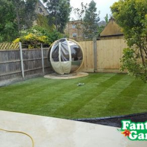 fantastic gardeners landscaping project