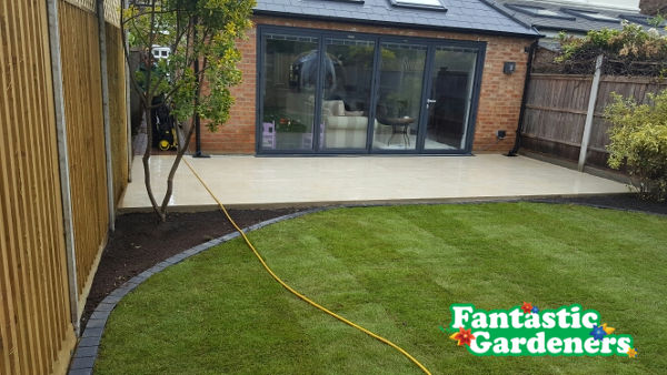fantastic gardeners landscaping project 28