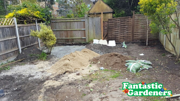 fantastic gardeners landscaping project 6