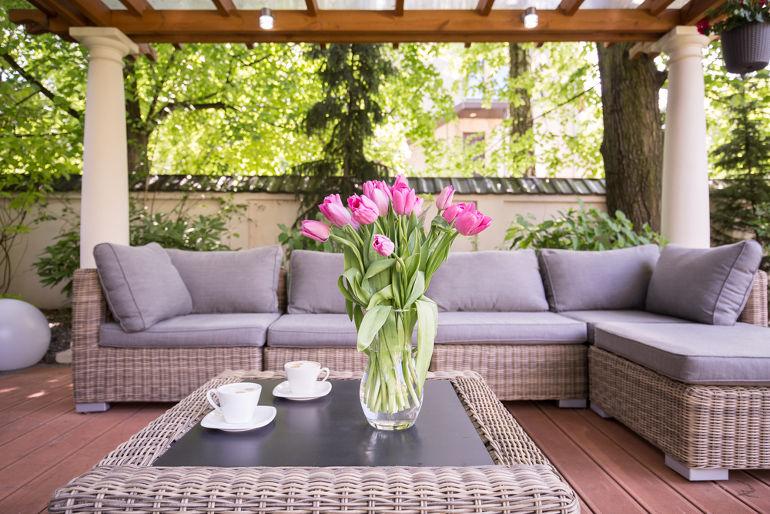 outdoor furniture trend