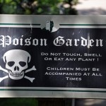 Imagine a Halloween in The World's Most Poisonous Garden