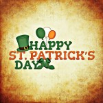 ☘ I-rish You Health and Wealth and a Happy St Patrick's Day ☘