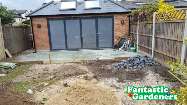 fantastic gardeners landscaping project 8