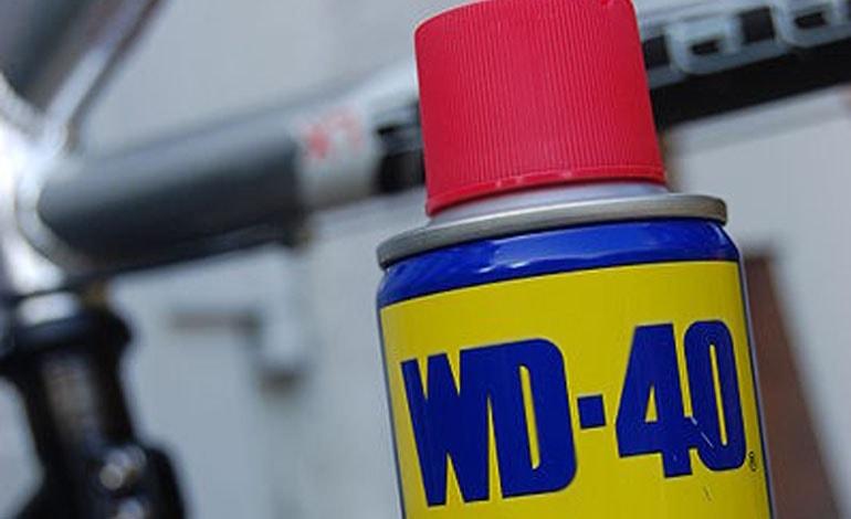 WD-40 oil