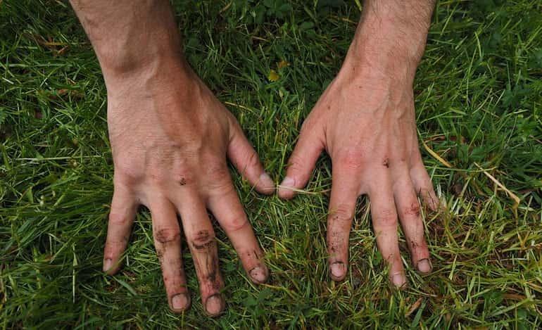 Weeding Hands